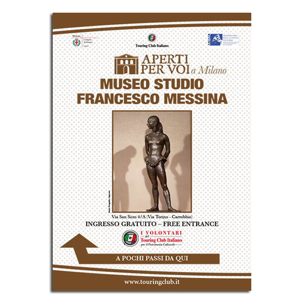 Segnaletica monumenti Aperti per Voi – Touring Club Italiano